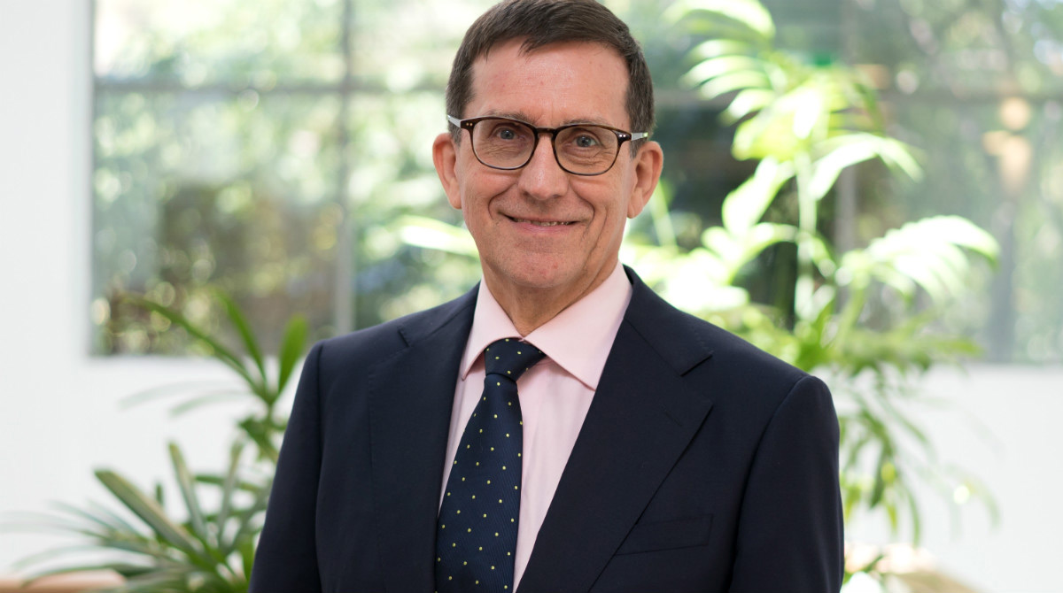 Professor Ian Harper, Dean of Melbourne Business School