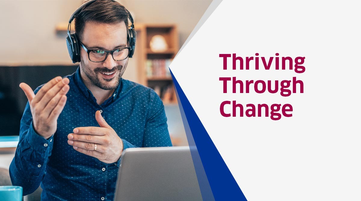 Thriving Through Change short course at Melbourne Business School