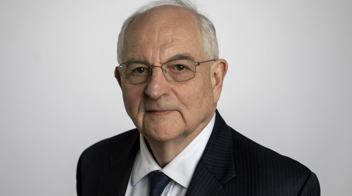 Financial Times Chief Economics Commentator Martin Wolf